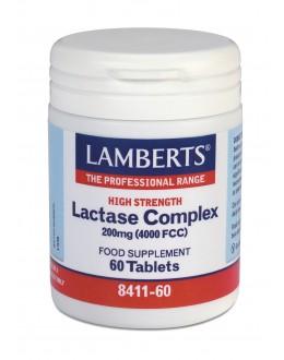 Laktas Komplex 200mg (för laktosintolerans)