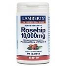 Lamberts Extra Starka 10.000mg Nypon kosttillskott (60 tabletter)